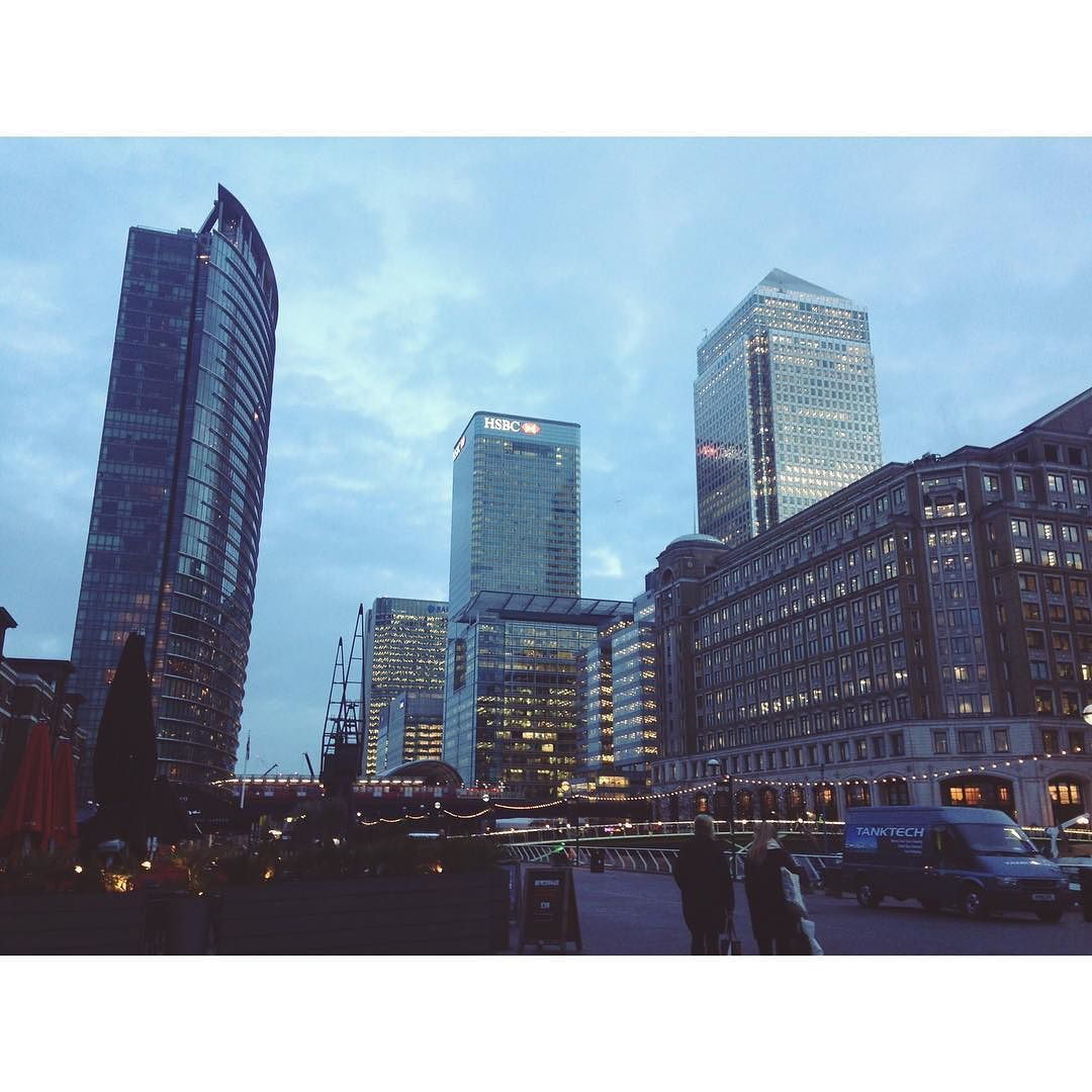 Canary Wharf  E14 5AB by little.londoner