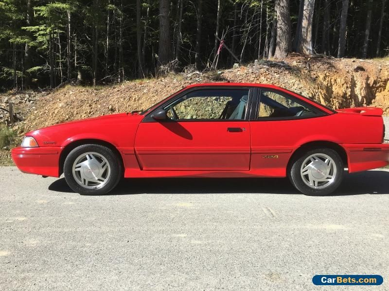 1993 Chevrolet Cavalier Z24 Chevrolet Cavalier Forsale Canada