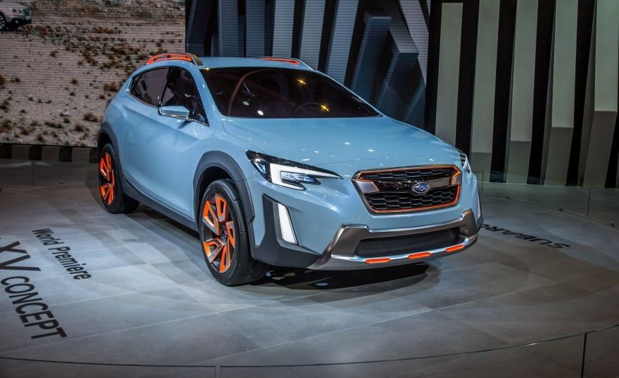 Subaru Xv Concept Debuts In Geneva Photo Gallery Of Auto Show News From Car And Driver Images