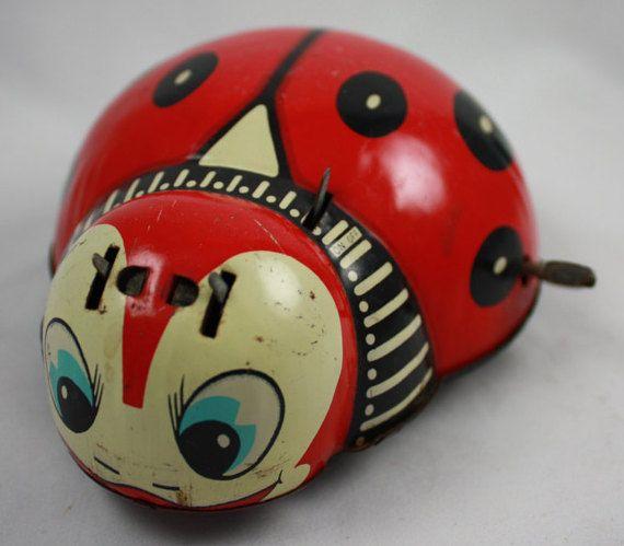 Japanese Wind Up Toys