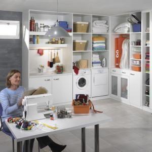 buanderie buanderie buanderie cellier buanderie et. Black Bedroom Furniture Sets. Home Design Ideas