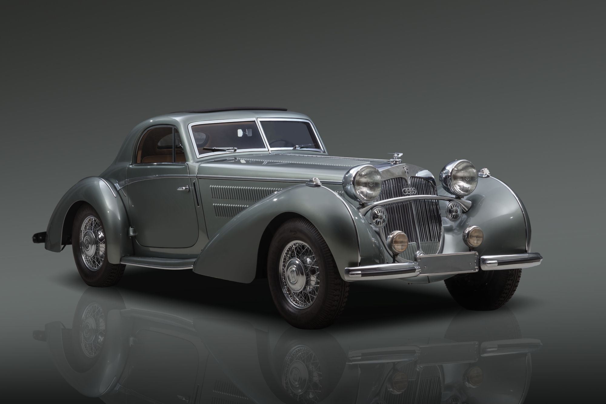1937 Horch 853 Stromlinien Coupe