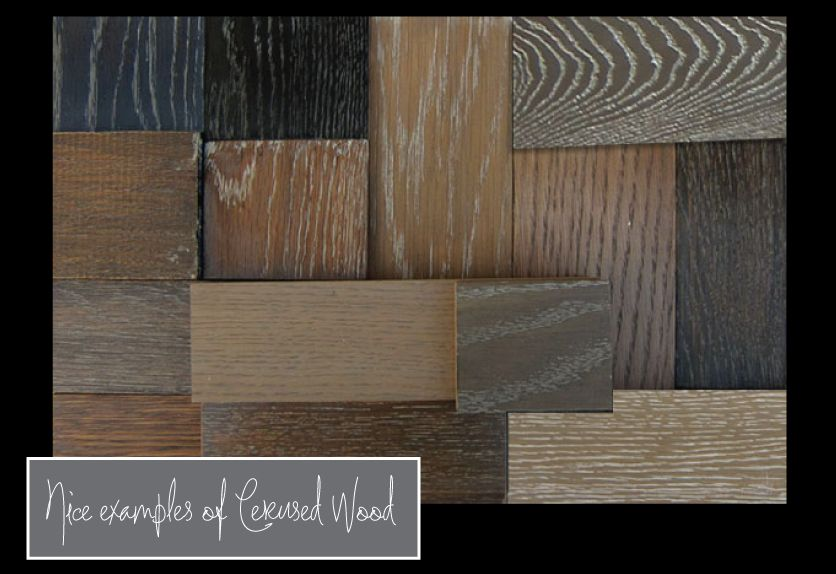 Cerused Wood From Pinterest Pickled Wood Was Pinky