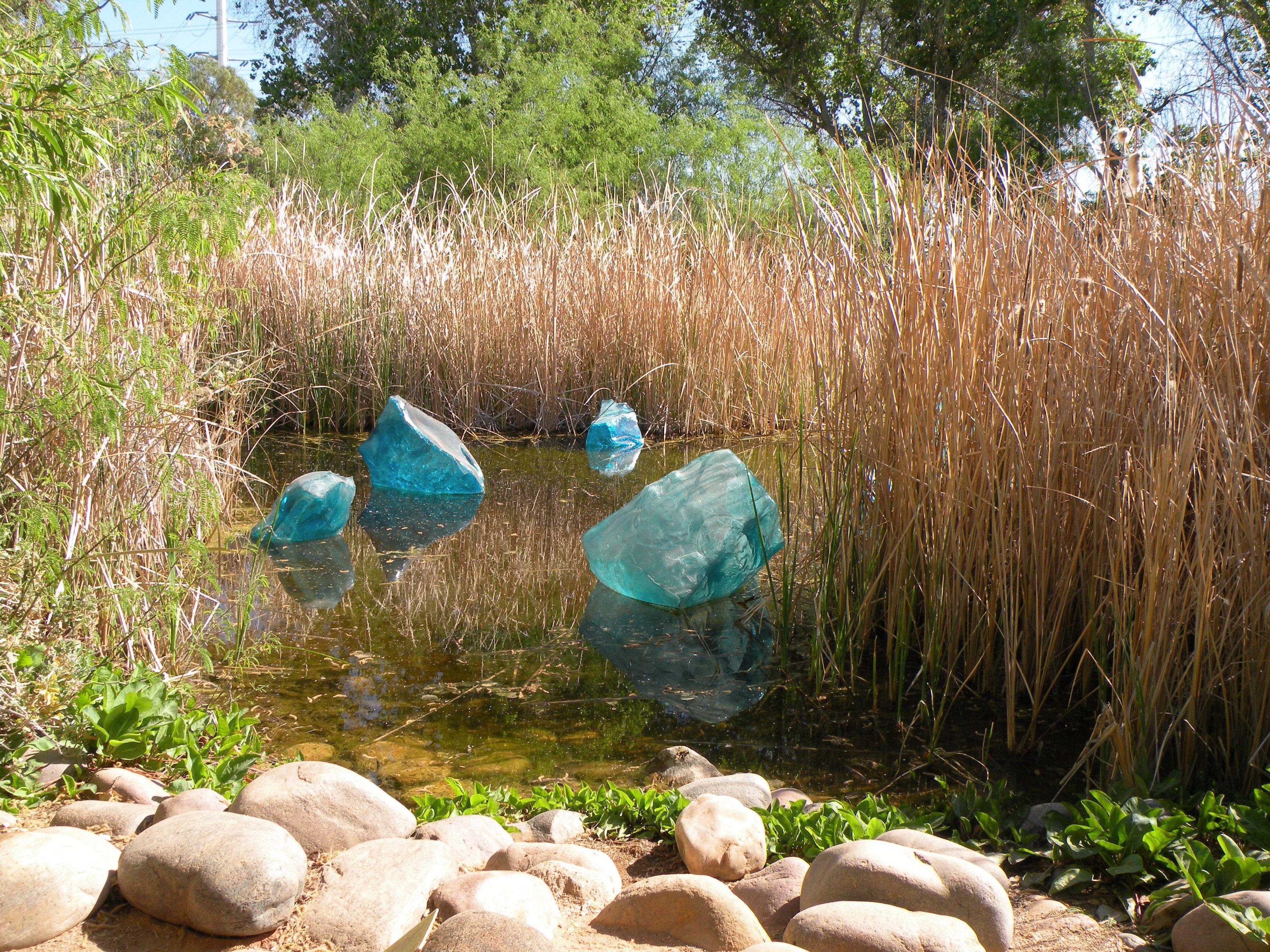 Ice - Chihuly, Phoenix Botanical Garden | Greenland - Decorative ...