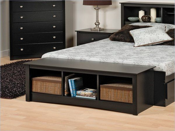 End Of Bed Storage Bench Google Search