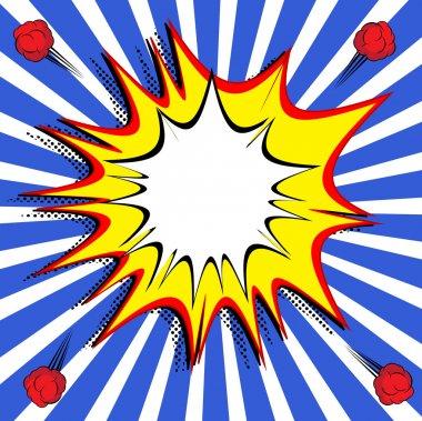 Comic Comic Book Comic Bubble Comic Background Comic Explosion Comic Bubbles Comic Strip Comic Art Comic Book Art Vector Comic Art Comic Bubble Book Art