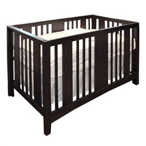 Caramia Furniture   Elle Slate Crib