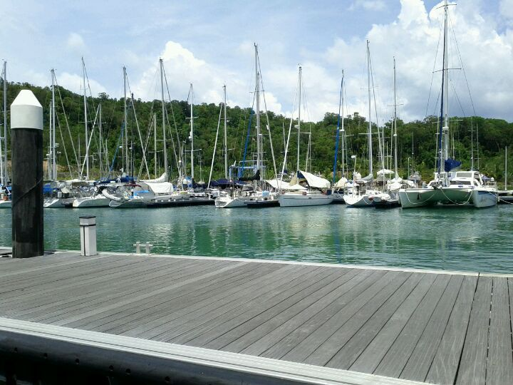 Rebak Marina Resort - Kedah, Malaysia