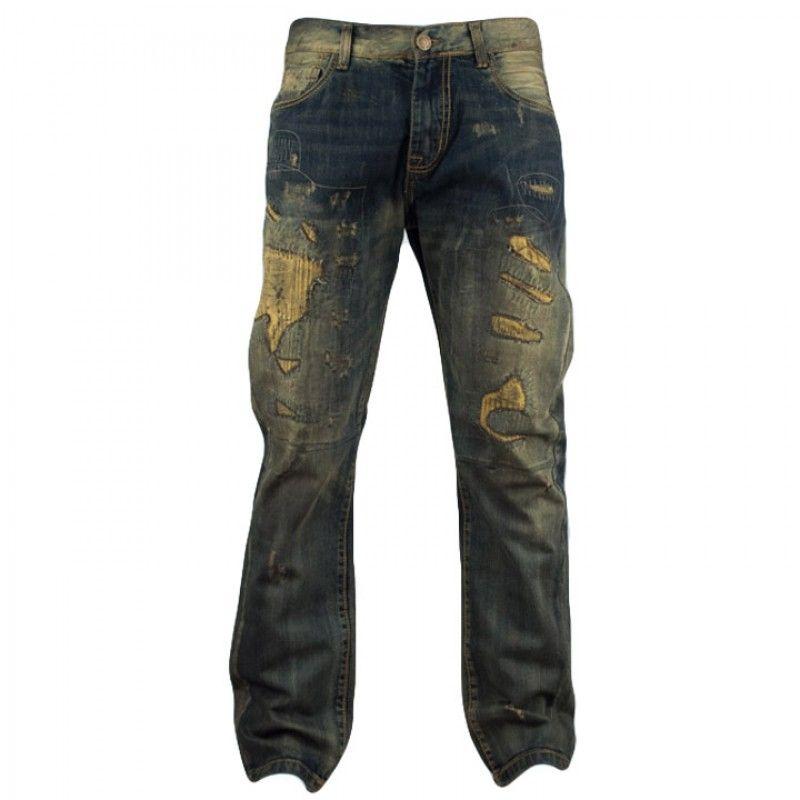 The Jewel House Denim Wheat Jeans Are Available Now On CityGear.com