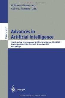 Advances in Artificial Intelligence , 978-3540001249, Guilherme Bittencourt, Springer; 2002 edition