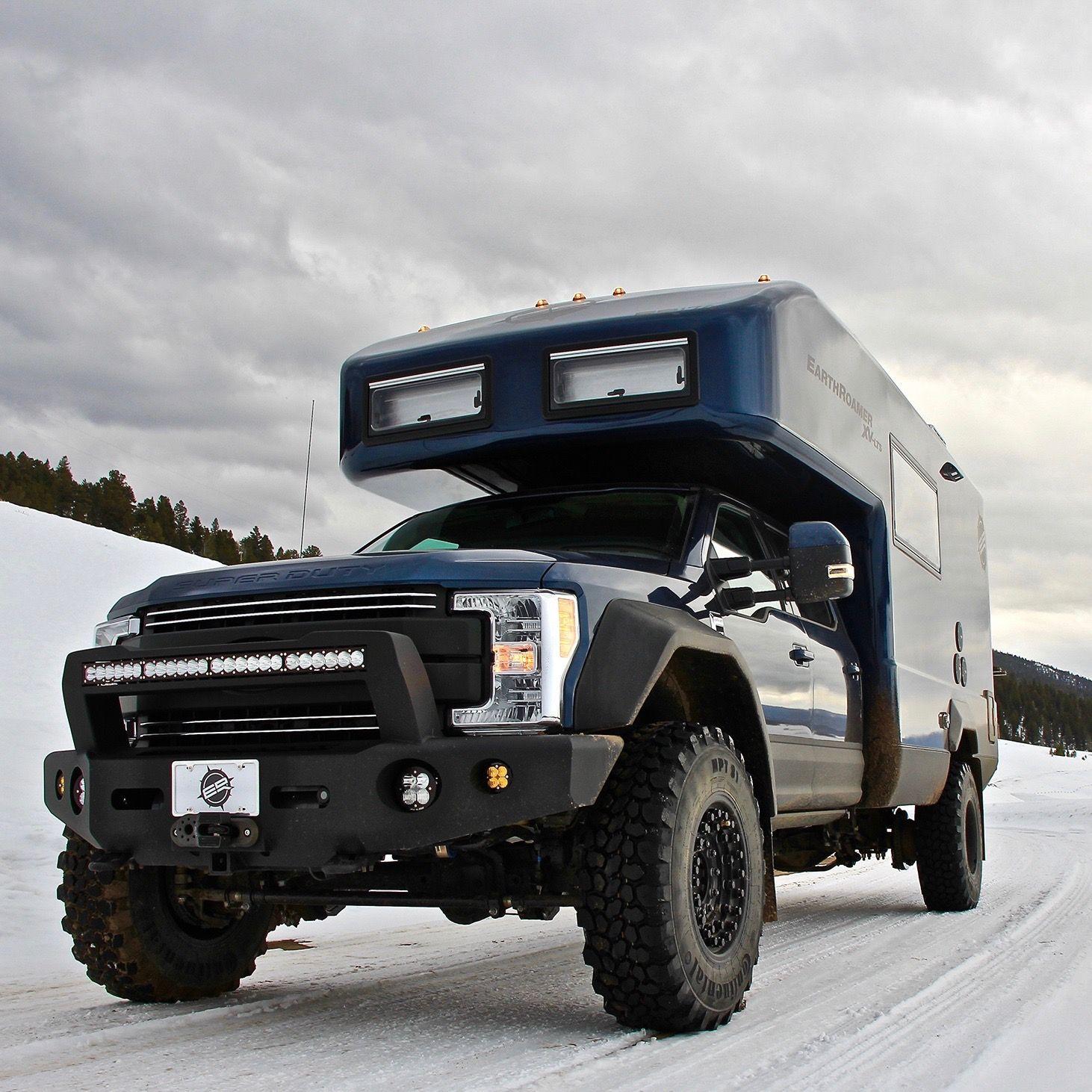 Earthroamer Jeep Unlimited - Year of Clean Water