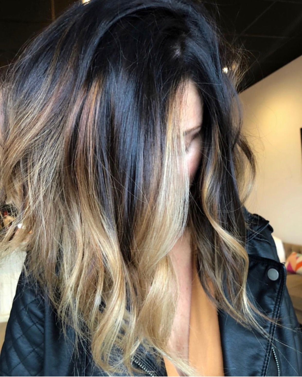 I Would Love To Keep My Brown And Add These Blonde And Honey Bronze Dimensions Haarfarben Ideen Frisuren Haarfarben