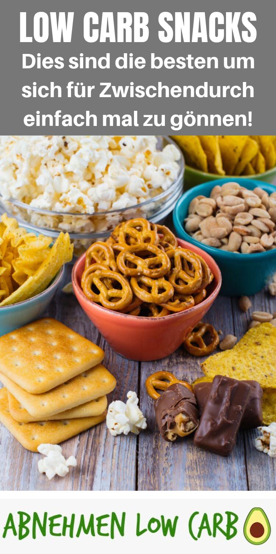 Diese 20 Low Carb Snacks sind super für Zwischendurch! Zudem kannst du sie ideal für einen Fernsehabend auf der Couch benutzen.