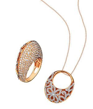 a977e77bb2651 Multi-wear diamond ring and Pendant necklace by LEE HWA JEWELLERY ...