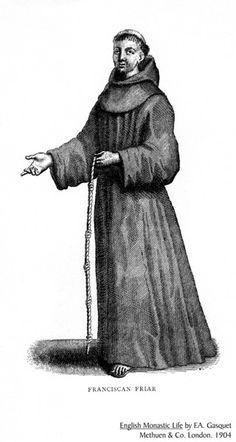 canterbury tales friar description