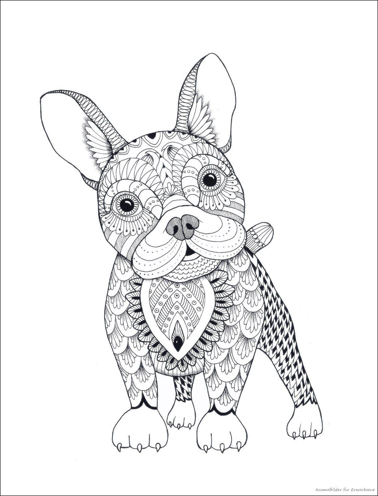 38 ausdrucken ausmalbilder für erwachsene tiere pictures