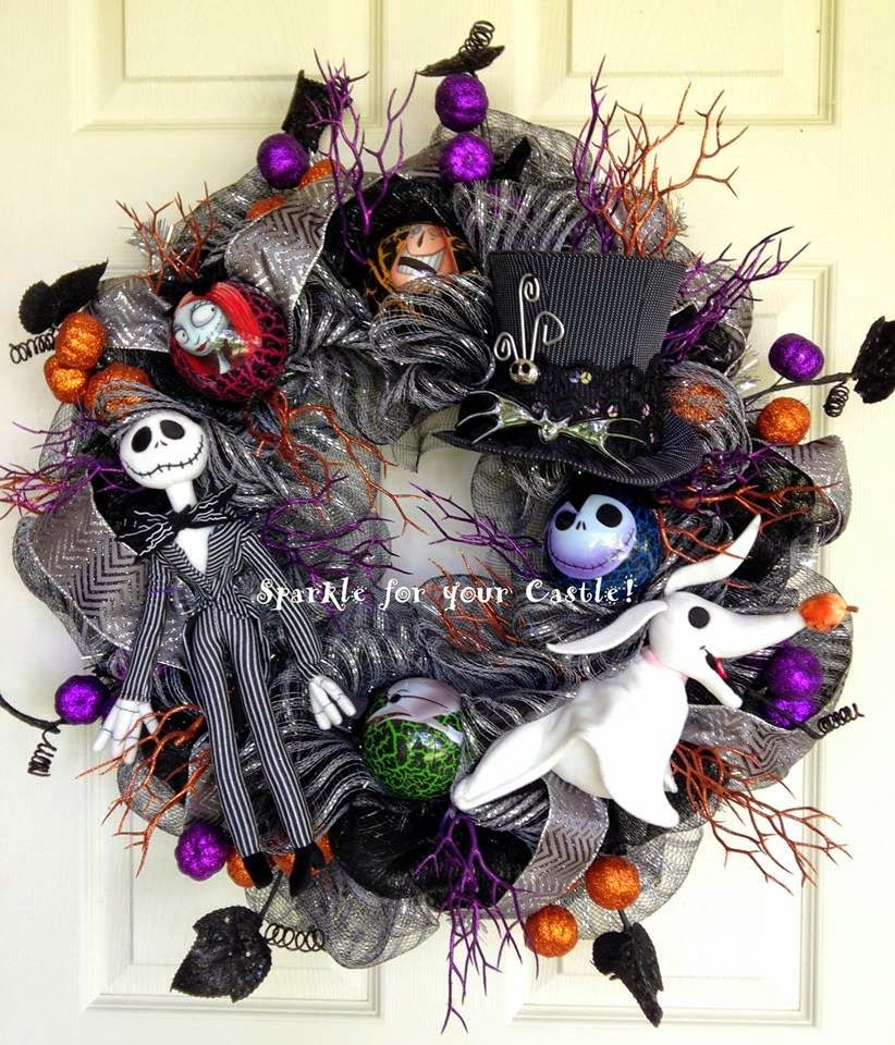 nightmare before christmas birthday decorations google search - Nightmare Before Christmas Birthday Decorations