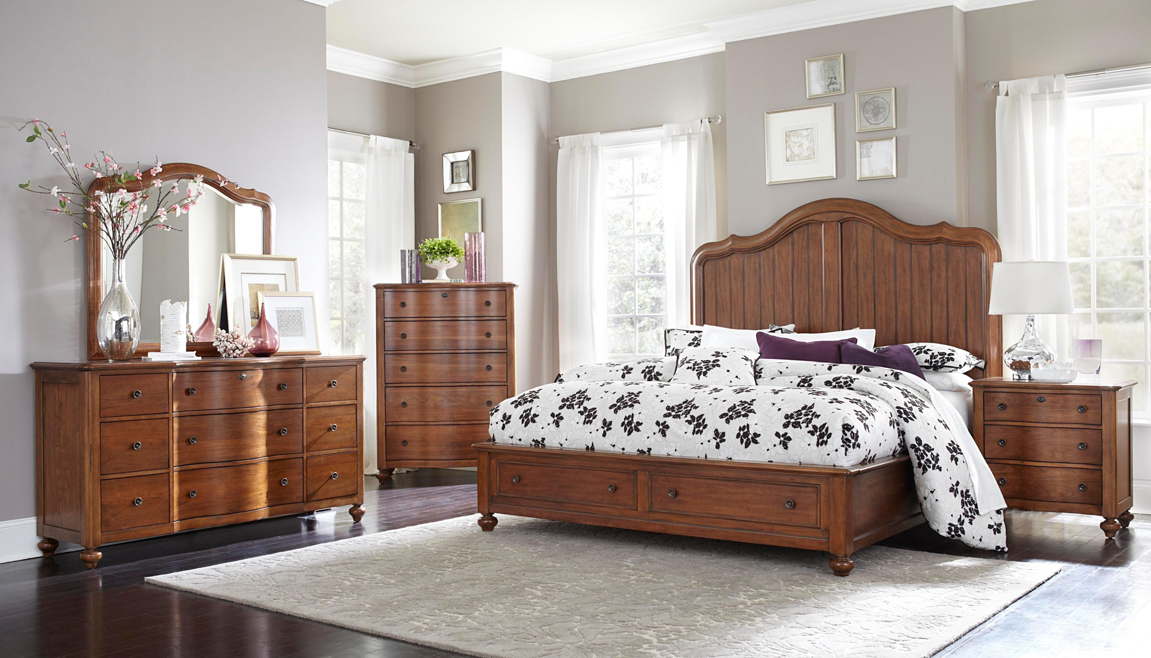 Best Creswell California King Bedroom Group By Broyhill 400 x 300