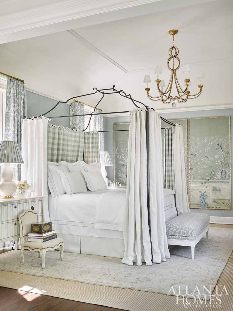 incredible Beautiful Bedrooms Pinterest Part - 10: I can hardly remember a designer showhouse that left me breathless like the  Atlanta Homes u0026 Lifestylesu0027 2017 Southeastern Designer Showhouse!