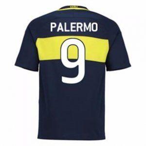 394e9df11 Boca Junior 16-17 Season Home  9 Palermo Soccer Jersey  G780 ...