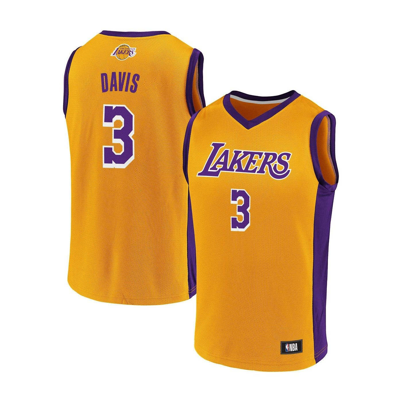 Nba Los Angeles Lakers Boys Anthony Davis Jersey In 2020 Los Angeles Lakers Nba Los Angeles Lakers