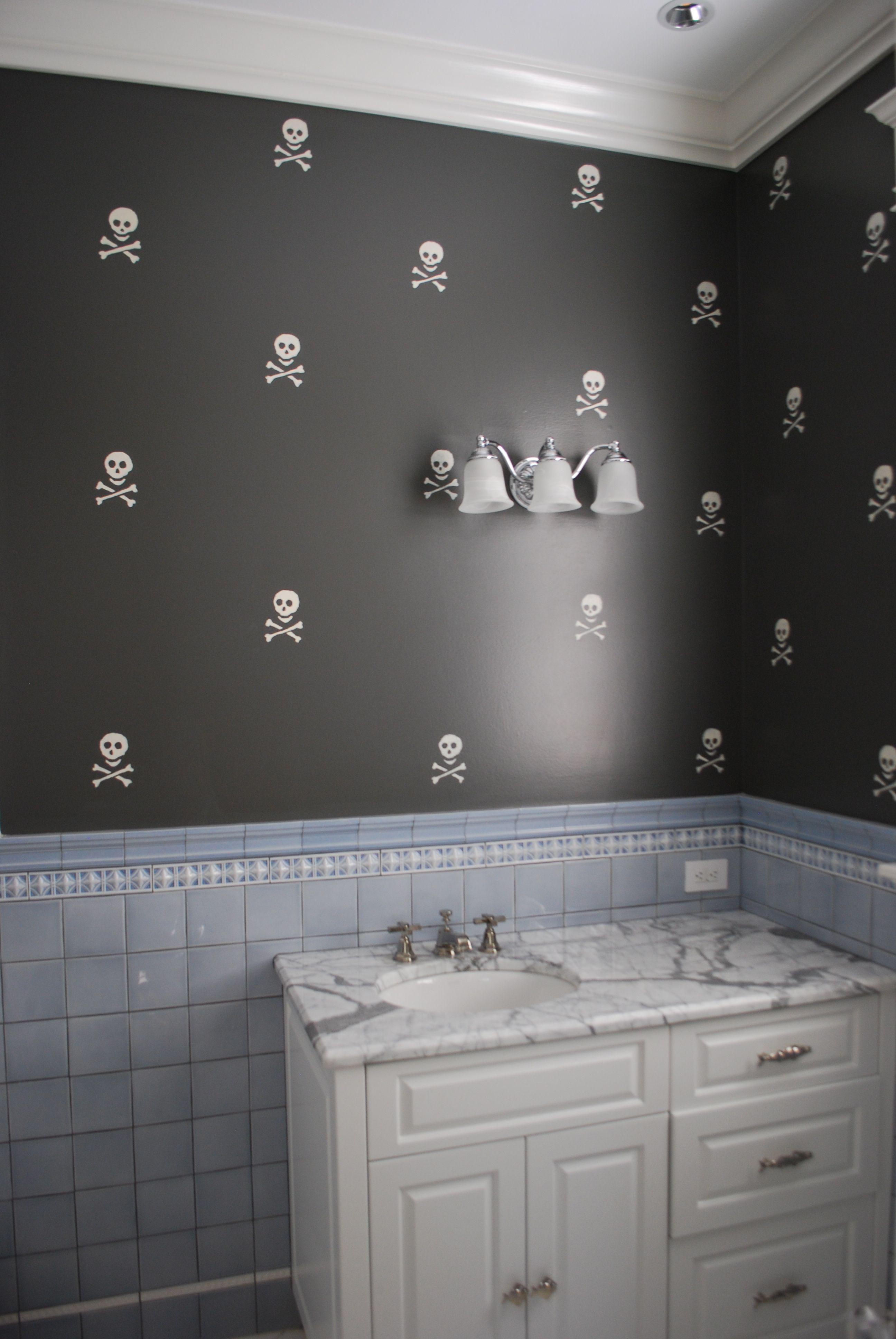 Bathroom Abstract Wall Art