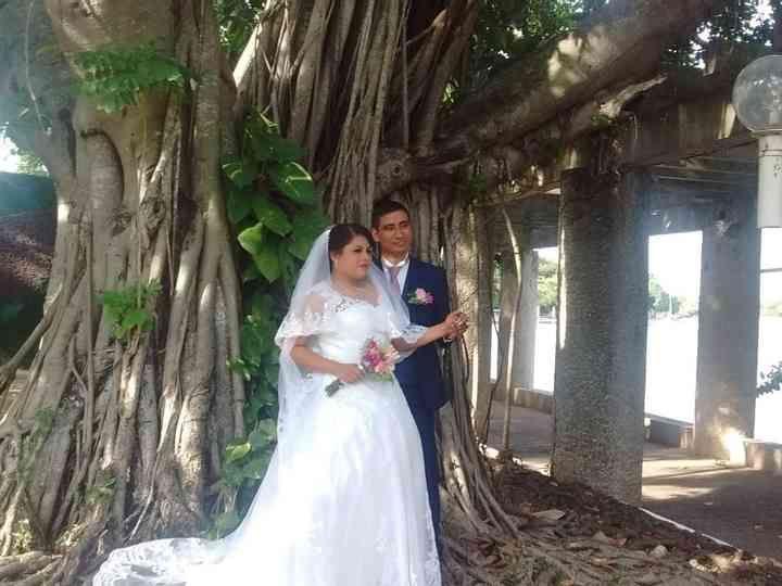 La boda de Yolanda Leticia y Inocente en Villahermosa, Tabasco  – Boda