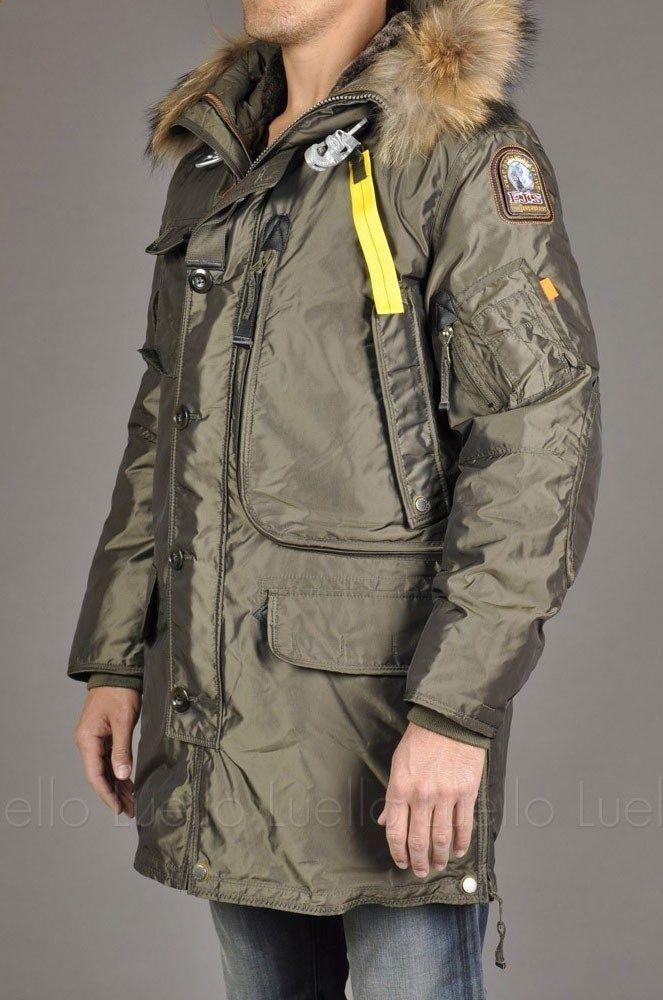 Parajumpers Kodiak Jacket Olive Men