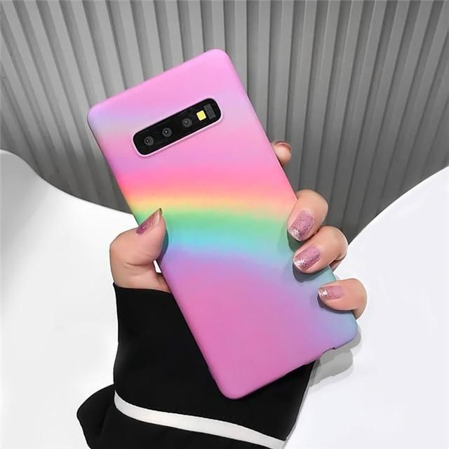 Rainbow Samsung Galaxy Phone Case