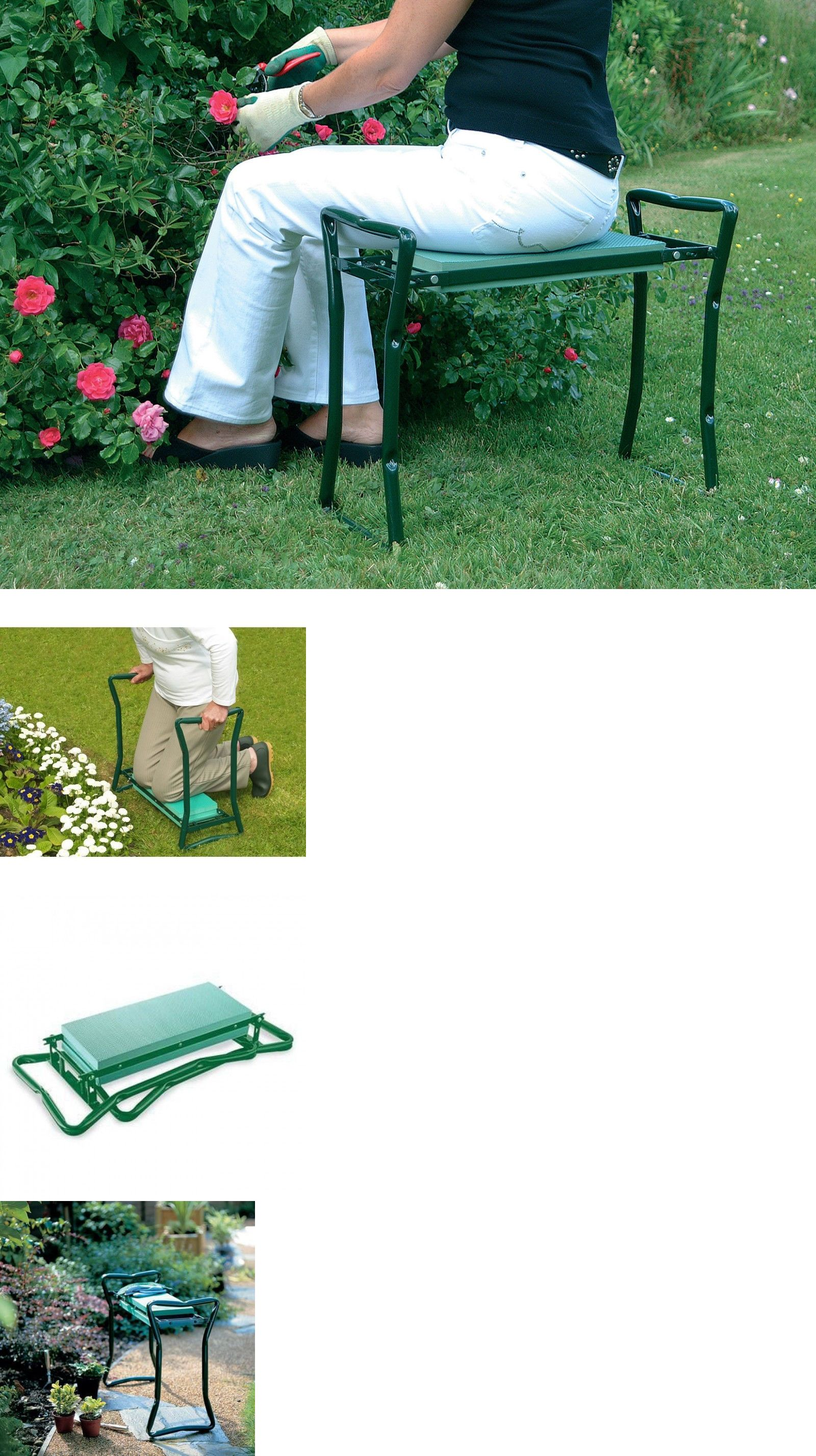 Fantastic Garden Kneelers Pads And Seats 75669 Portable Folding Ibusinesslaw Wood Chair Design Ideas Ibusinesslaworg