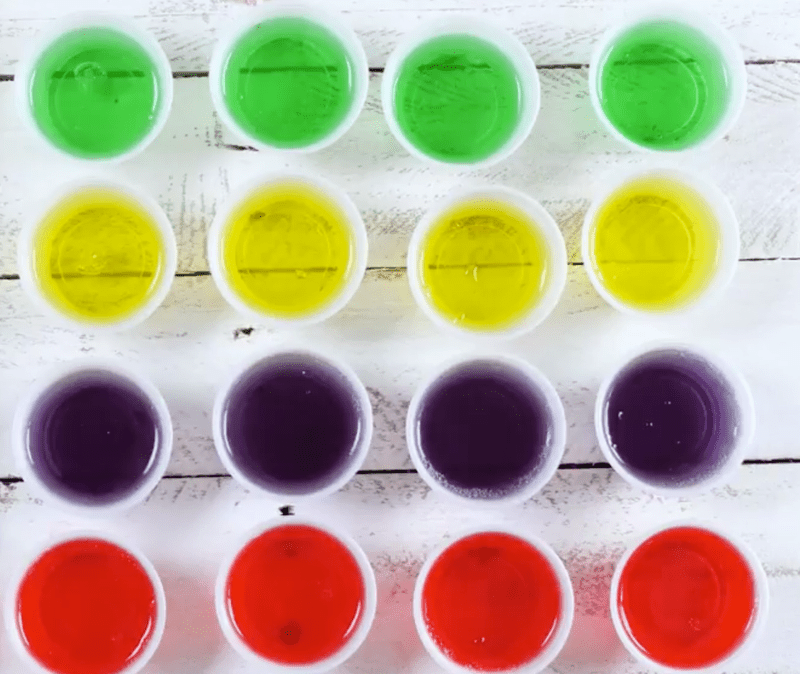 Make Perfect Jell-O Shots With This Simple Recipe