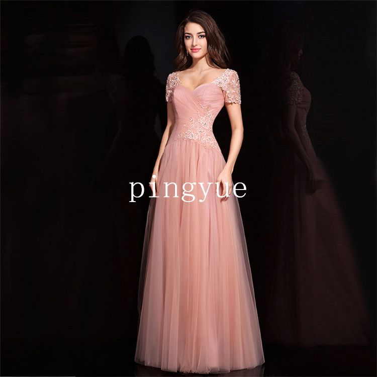 fashion show prom dresses