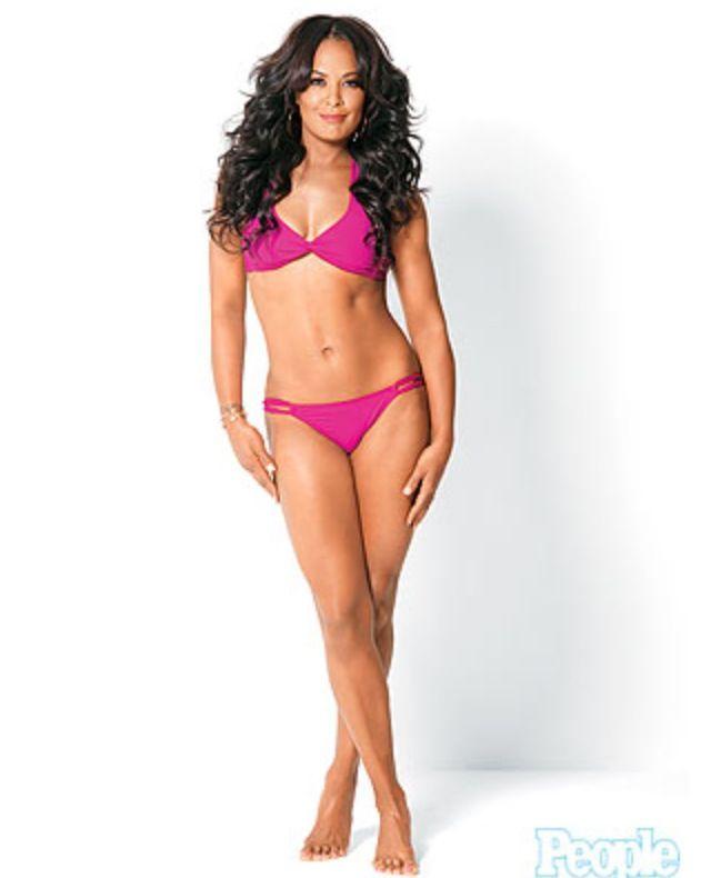 54e92318f43 Laila Ali | Girl Crushes | Laila ali, Bikini bodies, Female boxers