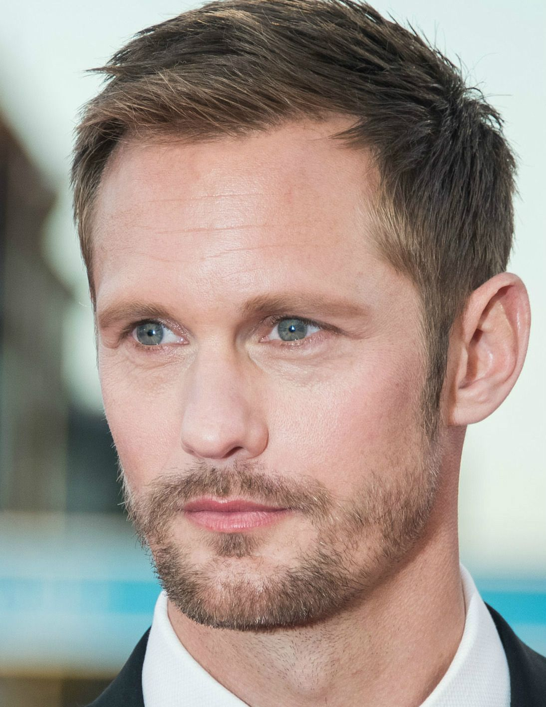 Short curly haircut for men pin by claudia on alexander skarsgård  pinterest  alexander skarsgard