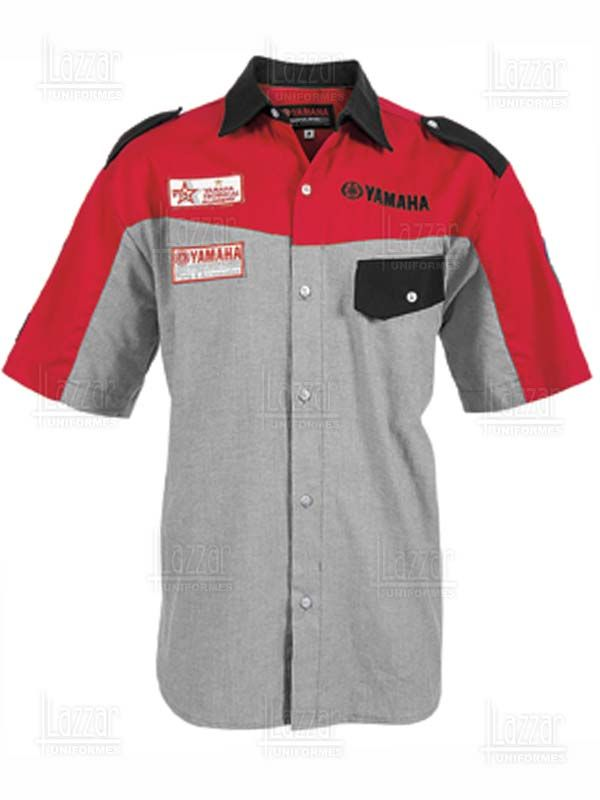 3627d93081a CUSTOMER VALUE- | uniformes | Ropa corporativa, Camisa uniforme y ...