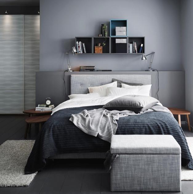 Die Farbe Grau Im Schlafzimmer - Bild 4
