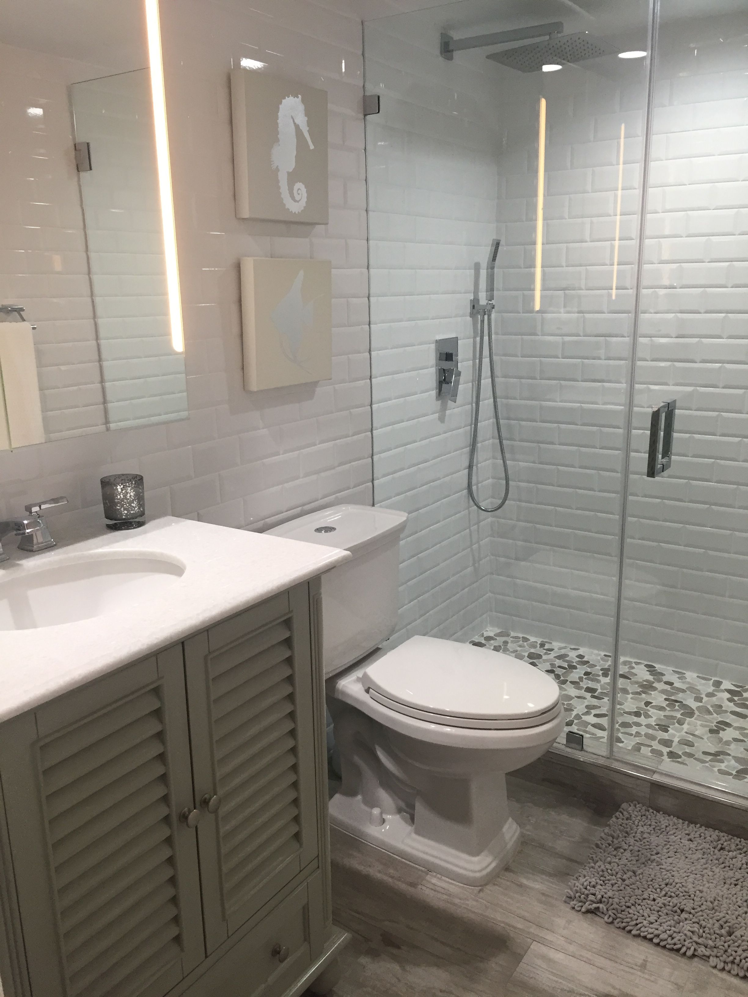 Bathroom Ideas Remodel Condo Small