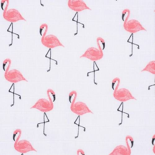 d50e7f810c4 Jollein hydrofiele luier Flamingo 4-pack in 2019 | Products - Luiers ...