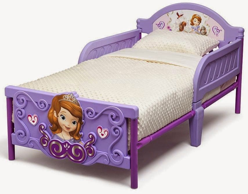 Bedroom Decor Ideas and Designs: Top Eight Princess Sofia the 1st ...