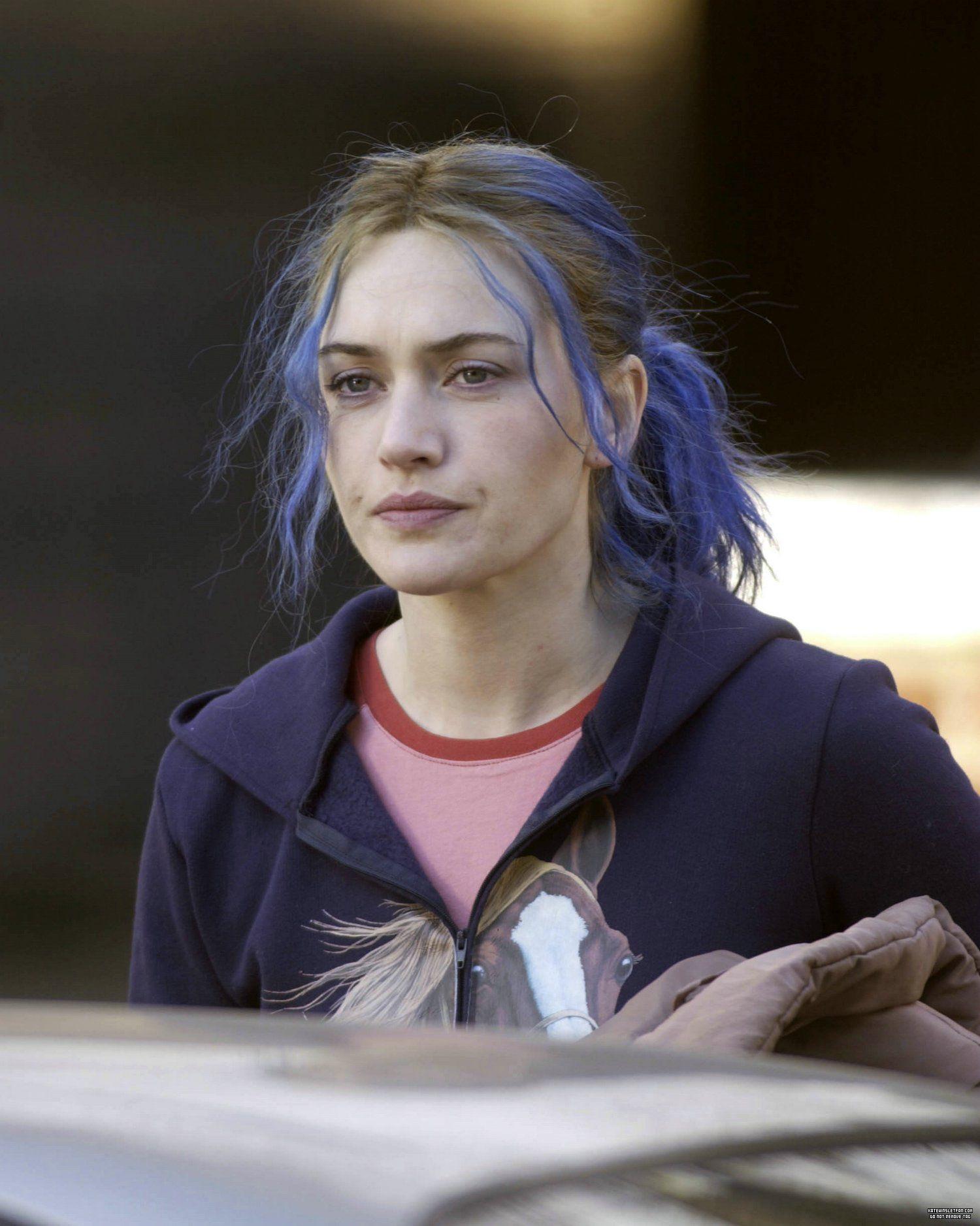 Kate Winslet Clara Eternal Sunshine Of The Spotless Mind