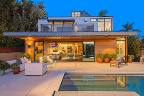 Custom Ray Kappe LivingHome: Santa Monica LivingHomes | Modern Modular  Prefab | Green Home Builder Los Angeles