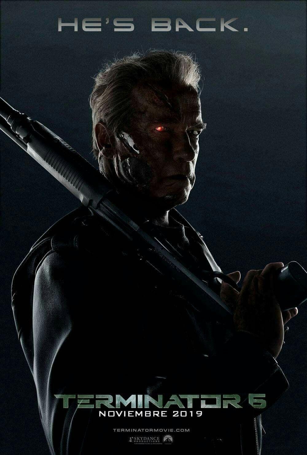فيلم Terminator: Dark Fate 2019 HDCAM مترجم بدون اعلانات