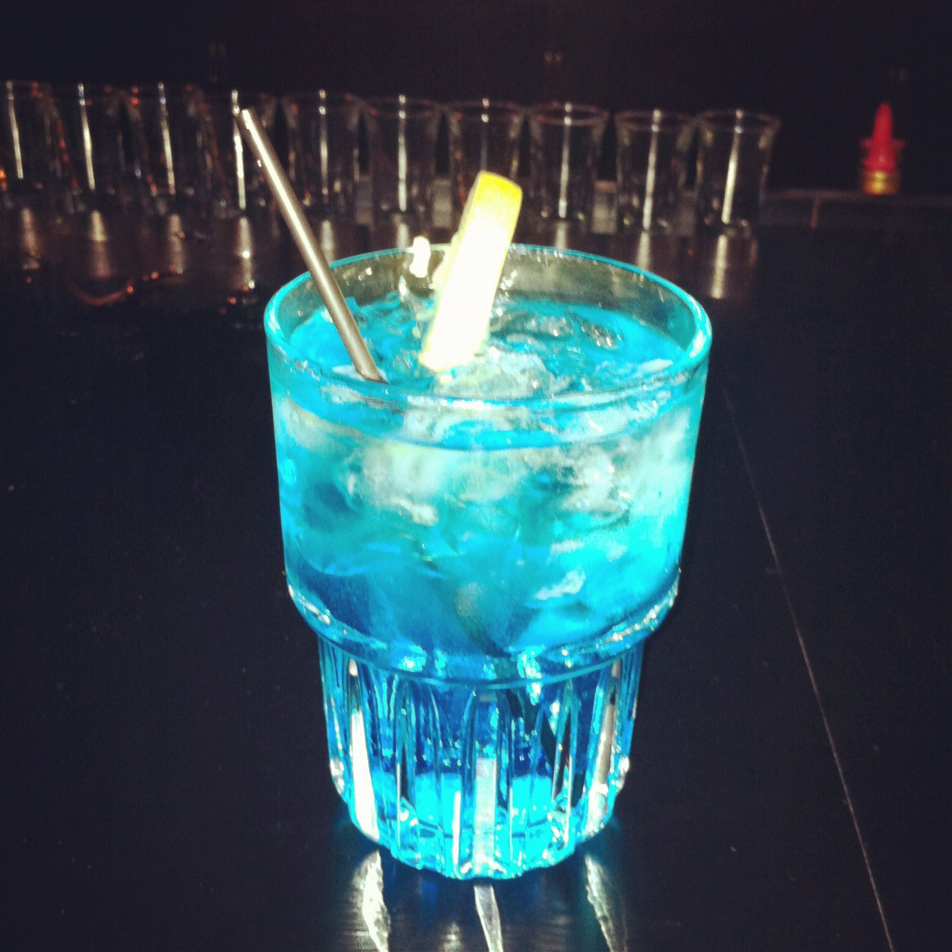 Glow In The Dark Mix Drink Mixeddrink Amf Good Alcohol