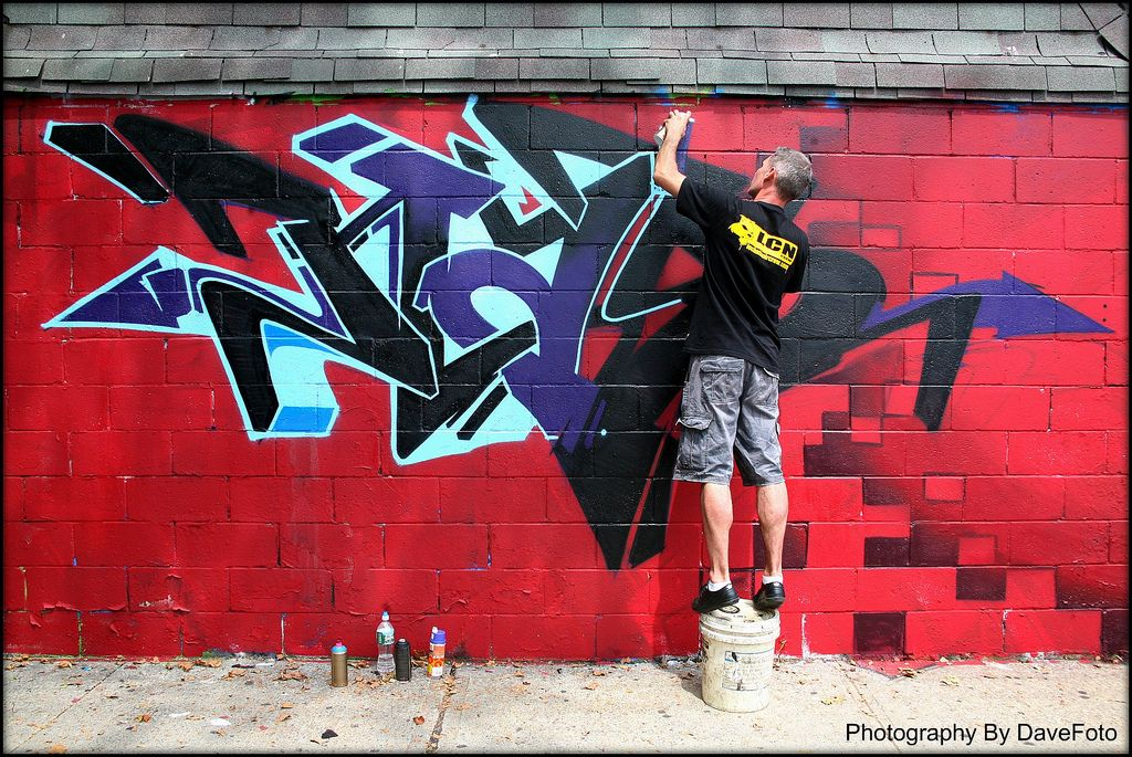 WIldStyle #graffiti
