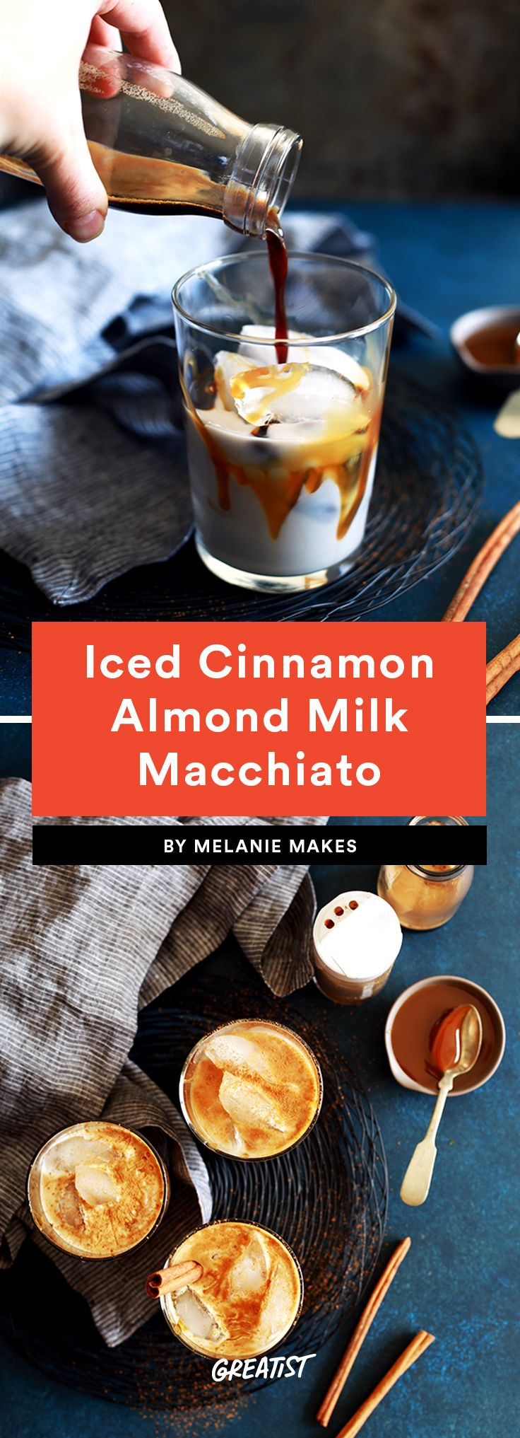 how to make cold foam for coffee with almond milk