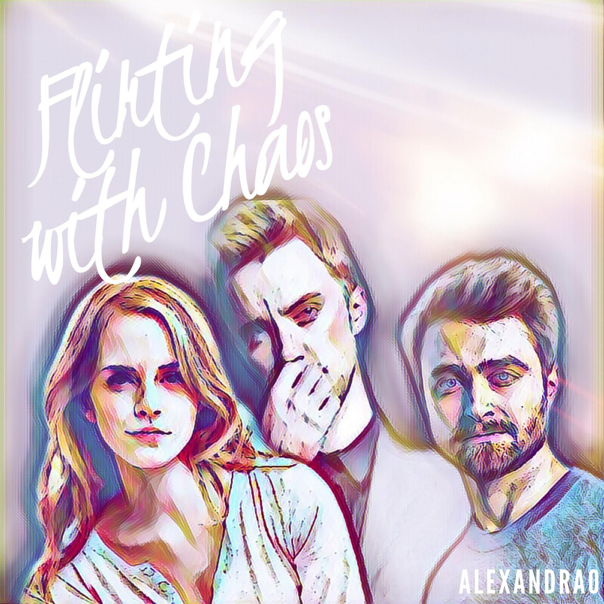 Flirting With Chaos Chapter 1 Alexandrao Harry Potter J K Rowling Archive Of Our Own Draco And Hermione Archive Of Our Own Harry And Hermione