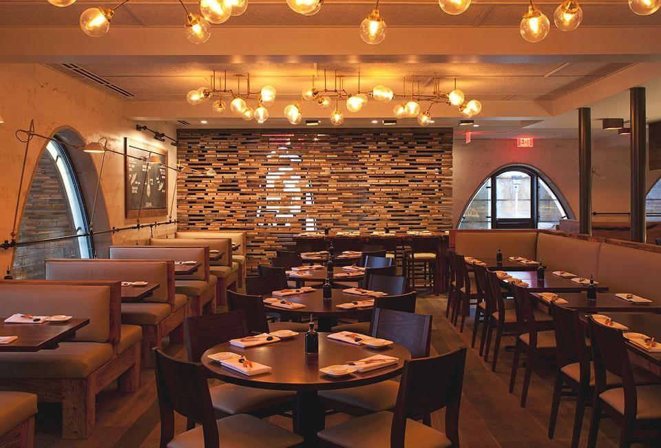 Uchi Houston Restaurant By Michael Hsu Interior Point Of