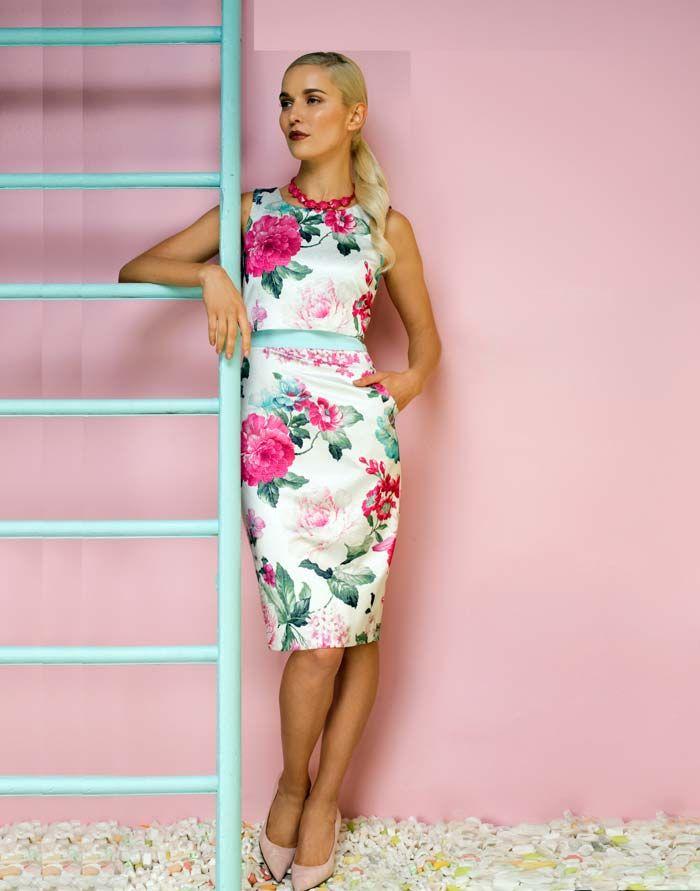Aideen-Bodkin-Galax-Dress | Bem vestir | Pinterest | Designer wear ...
