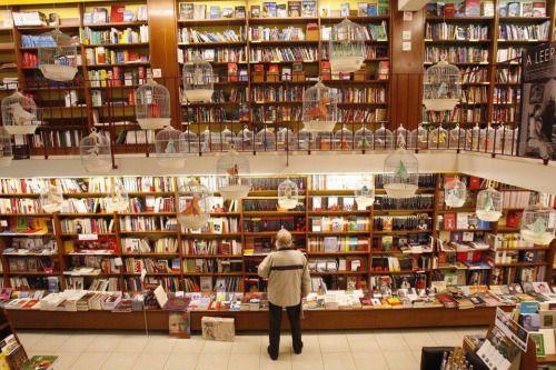 glifosfera:  Librería Cálamo en Zaragoza.  My blog posts