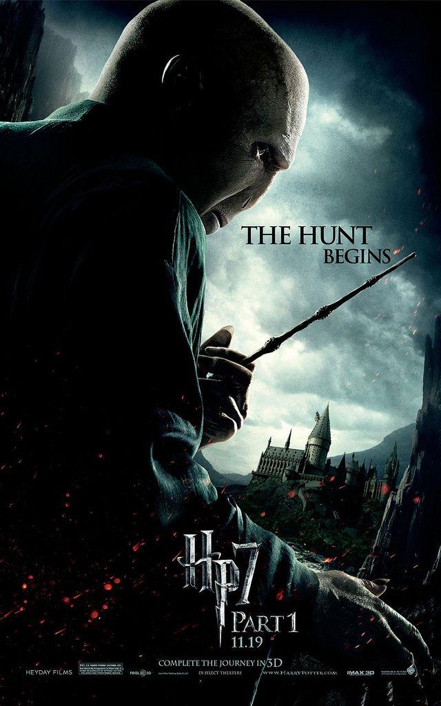 Harry Potter Y Las Reliquias De La Muerte Parte 1 Lord Voldemort Afiche De Harry Potter Fotos De Harry Potter Peliculas De Harry Potter